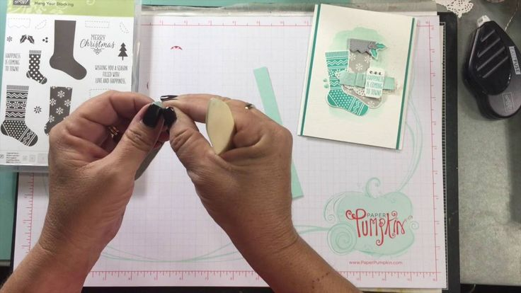 Learn How To Create Felt Ribbon From Cardstock