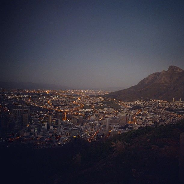 Cape Town / photo by Josh Rubin