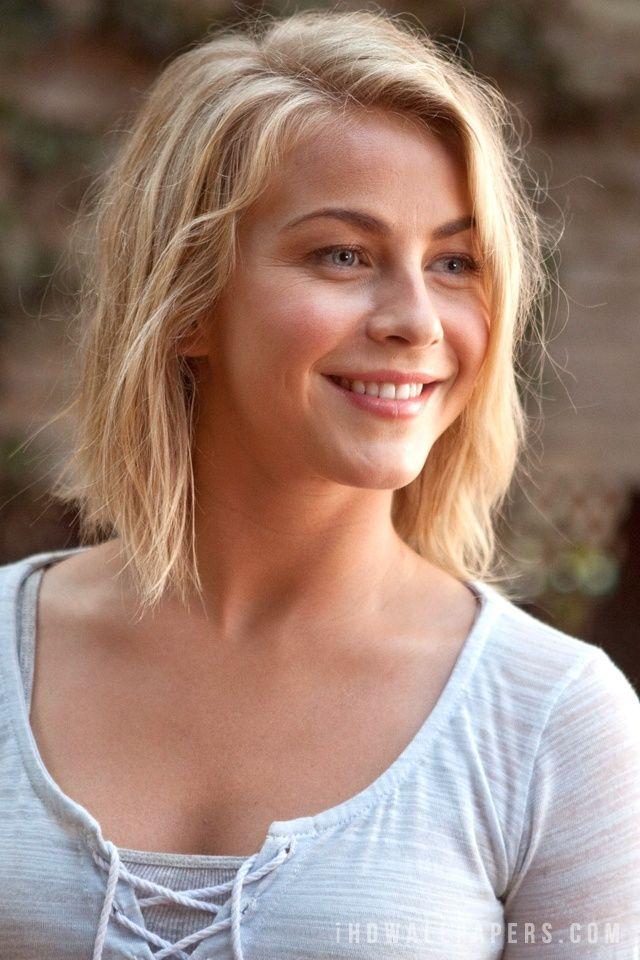 Julianne Hough Safe Haven Brown Hair