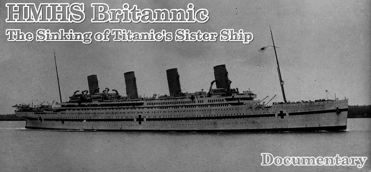 Underwater Videos by CVP: HMHS Britannic