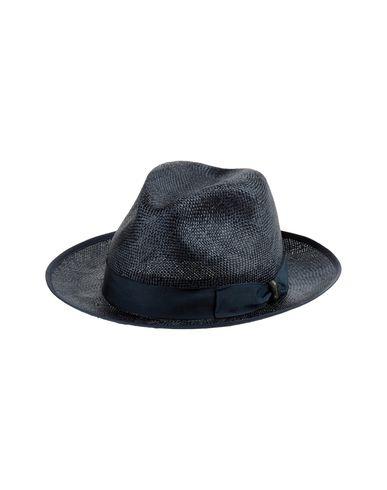 Navy Borsalino Hat