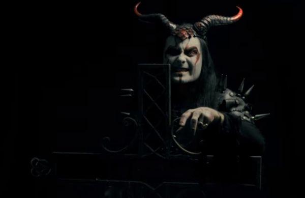 "CRADLE OF FILTH: Πρεμιέρα για το video του ""Blackest Magick In Practice"""