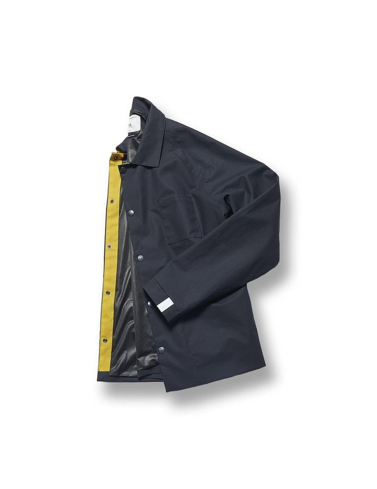 Western Assembly X Bee Outerwear Navy Cycling Jacket