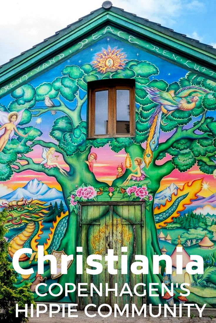 Inside Copenhagen S Colorful Hippie Haven Christiania Copenhagen Copenhagen Copenhagen Travel