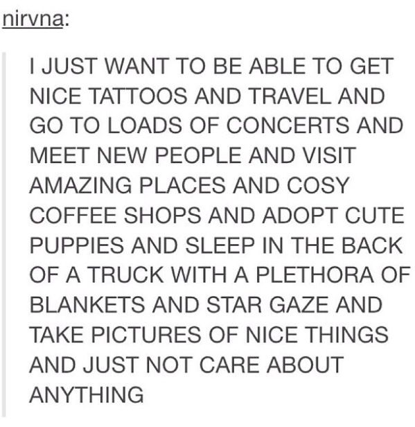 IS THAT TOO MUCH TO ASK FOR