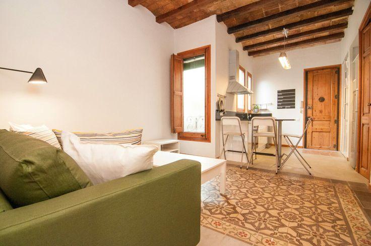 salón/comedor/cocina #proyectoturisticosants - iloftyou