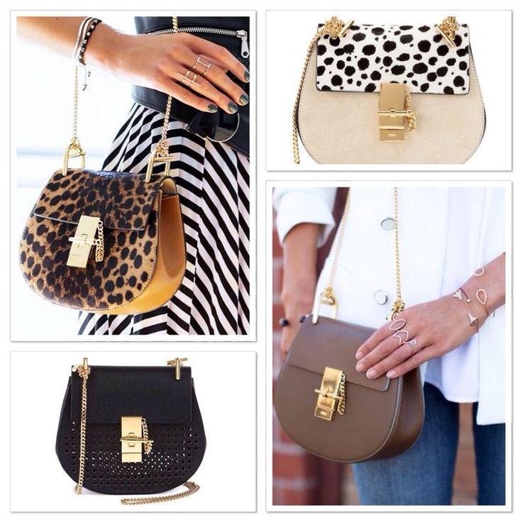 The Chloe Drew Bag! www.starinmoi.com #starinmoi | M Handbags ...