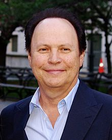 Billy Crystal is very funny! He played Mike in Monsters Inc. and just starred in Parental Guidance!