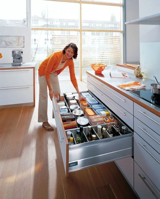contemporary cabinet drawer organizers
