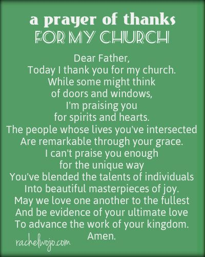 God has used his people to keep me close to him and grow in my faith.So today I'm scribbling a prayer of thanks. Maybe someone in your church needs to know how thankful you are for them!