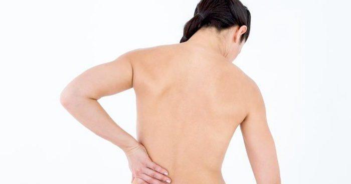 dolor de espalda lumbar izquierdo