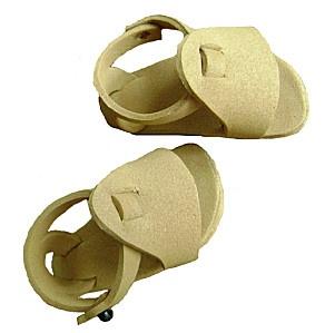 Tutoriel sandales    Sandals tutorial In French