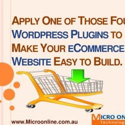 Are you looking forward to build your eCommerce website using WordPress CMS than you should definitely seeking for one of those plugins. Here is most