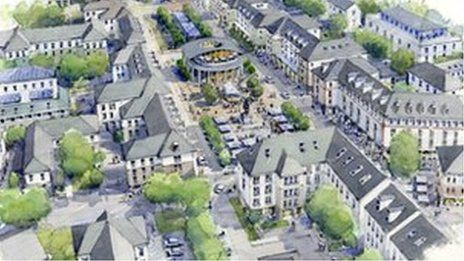 South Lanarkshire new town plan opposed by council planners