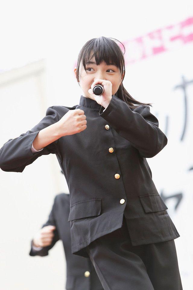 ロッカジャポニカオフィシャルサイト | Girls in Japanese boy uniform gakuran ...