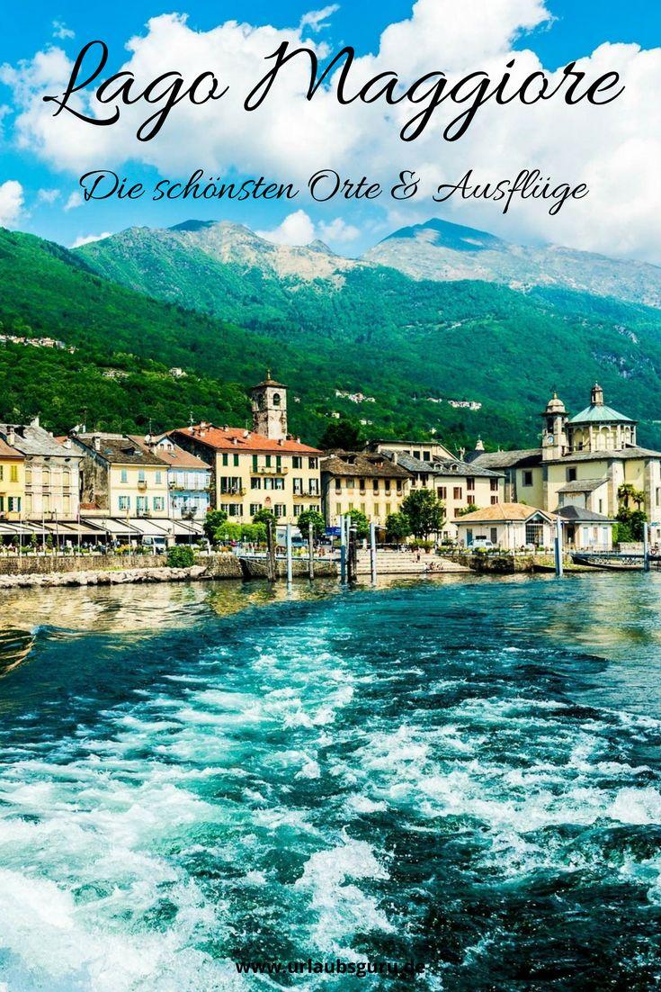 Kennt ihr schon den wunderschönen Lago Maggiore im Norden Italiens? Hier kann man den Erholungsurlaub wunderbar mit einem Aktivurlaub verbinden. Ich zeige euch die schönsten Aktivitäten und Ausflüge am Lago Maggiore.