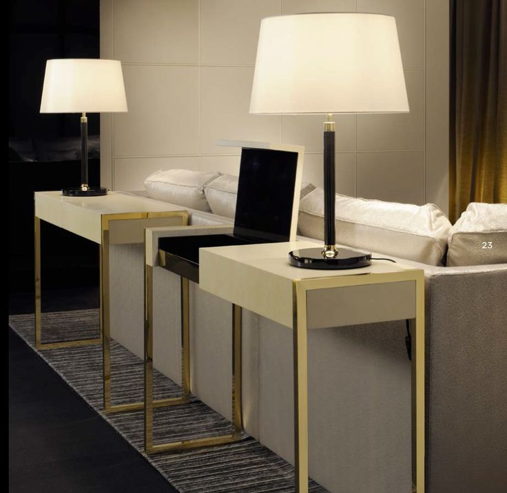 Armani Casa - Casegood inspiration - See also: http://www.brabbu.com/en/inspiration-and-ideas/