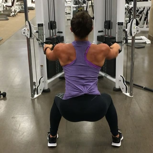 The 25+ best Cable back exercises ideas on Pinterest | Back ...