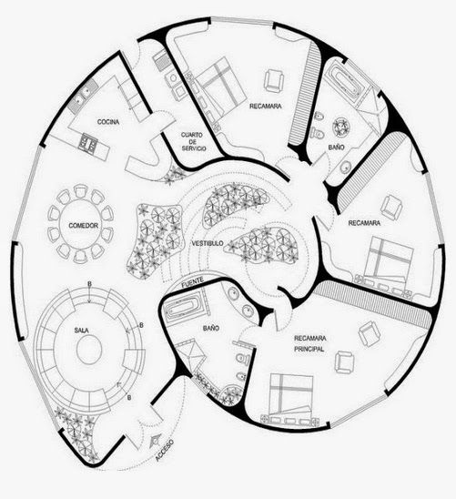 Planos Casas Modernas: abril 2014