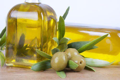 L'huile d'olive, la bière et la moutarde