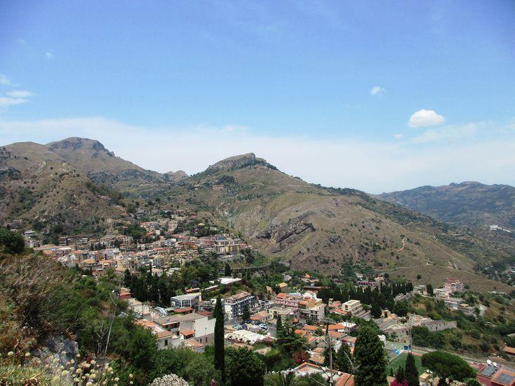 Sicílie - Taormina - Itálie