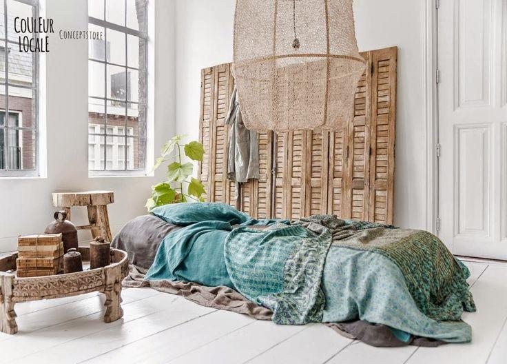 Schlafzimmer türkis ~ Farbe im schlafzimmer die besten wand hinter bett ideen auf