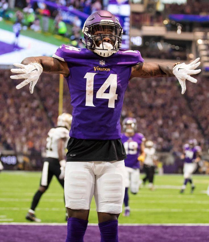 Stefon Diggs Minnesota Vikings Football Fantasy Football Tshirts Vikings Football