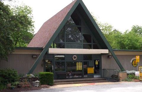 Cordele KOA Camp Store-Office... midpoint between Nashville & home.