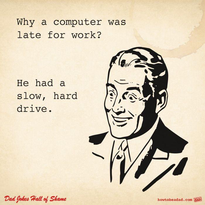 Dad Jokes Hall Of Shame Work Life Part 9 Funny Jokes For Kids English Jokes Dad Jokes