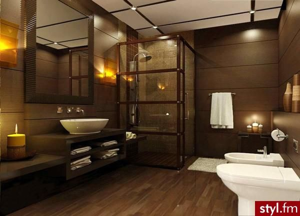 Main Bathroom Designs main bathroom designs cool incredible small ideas master 23 20 Beautifully Done Wooden Bathroom Designs The Vibrant Arrayed Lights In This Area As Well As The Scented Candles Efficiently Presented An Elegant And