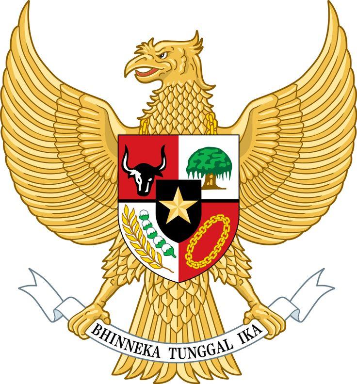 Indonesian emblem