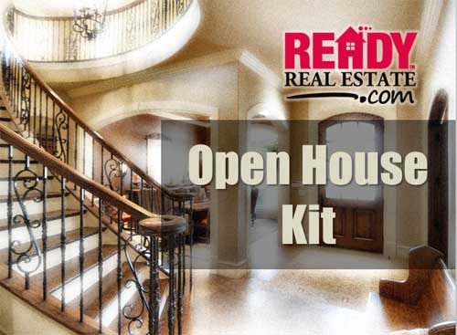 Open House Tips for Realtors