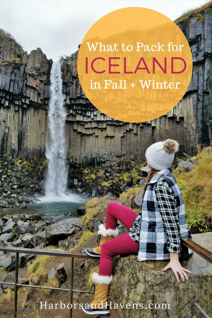 What should you pack for a trip to Iceland? Everything I  wore for our fall vacation is linked here.  P.S. You'll want to bring most of these items in any season you visit!