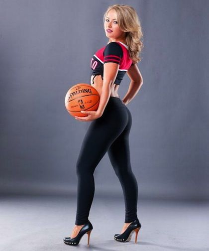 Toronto Raptors Dance Pak: Mel