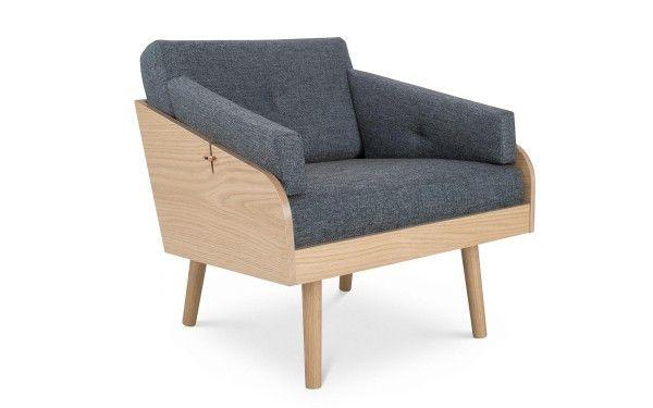 Case armchair, Tapio Anttila Collection