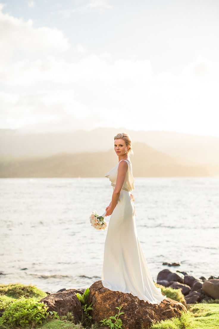 A Collection Of Wedding Day Photos From Brides Who Said Yes To Their Dress At Anna Bé