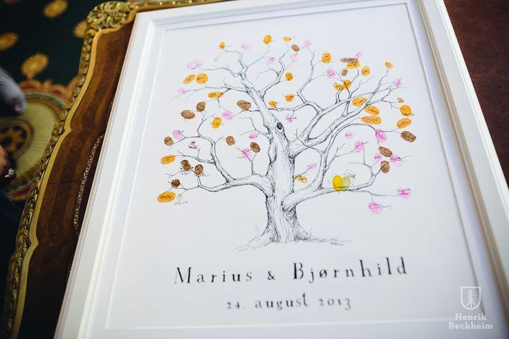 Bjørnhild & Marius' bryllup på Domkirkeodden og Høsbjør Hotell