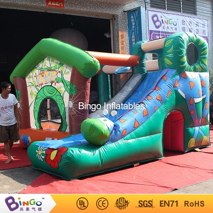 1380.00$  Buy now - http://ali15o.worldwells.pw/go.php?t=32766632431 - Popular outdoor inflatable toys inflatable baby trampoline bouncer