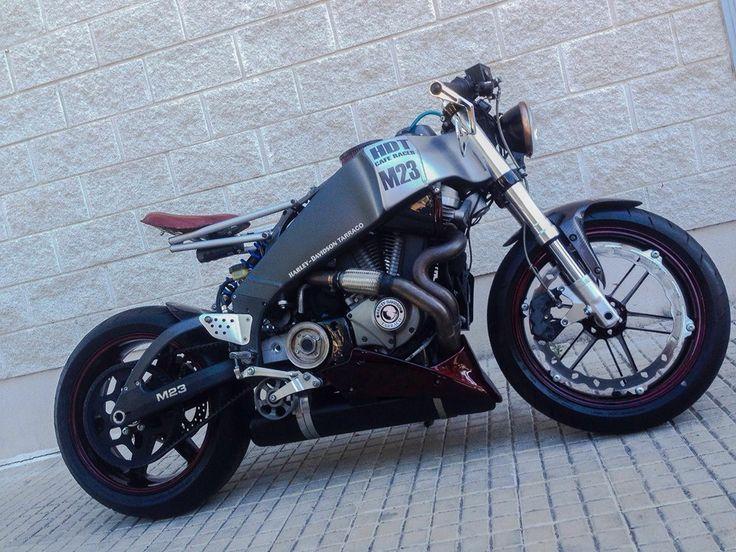 Buell XB9R by HD Tarraco