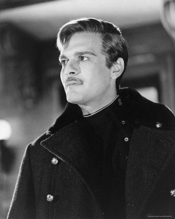 Omar Sharif (Arabic: عمر الشريف, Egyptian christian who was born as Michel Demitri Shalhoub, April 10, 1932- Died July 9, 2015) then converted to Islam and married the Egyptian Actress Faten Hamama. He has starred in Hollywood films including Lawrence of Arabia, Doctor Zhivago and Funny Girl. He has been nominated for an Academy Award and has won two Golden Globe Awards.