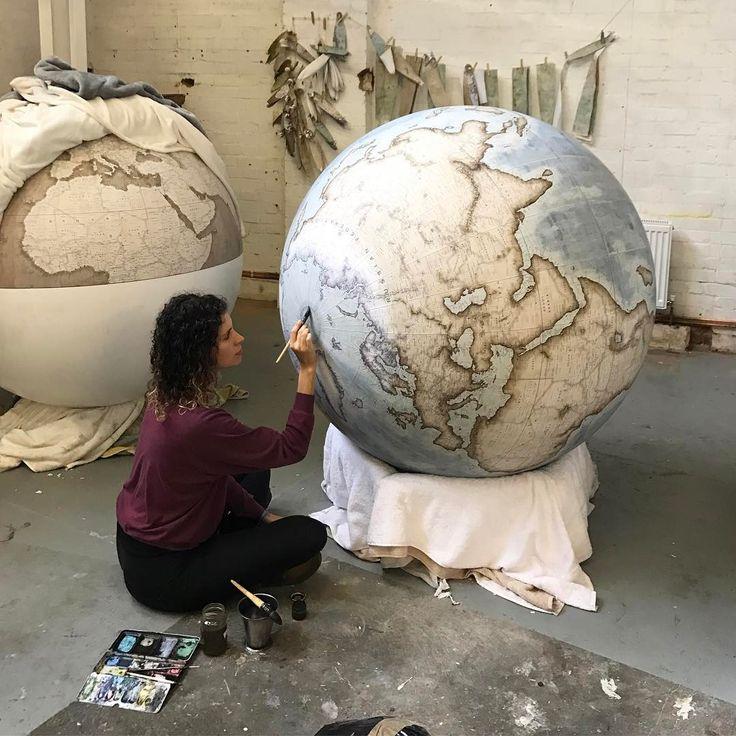 Bellerby Globemaker Workshop