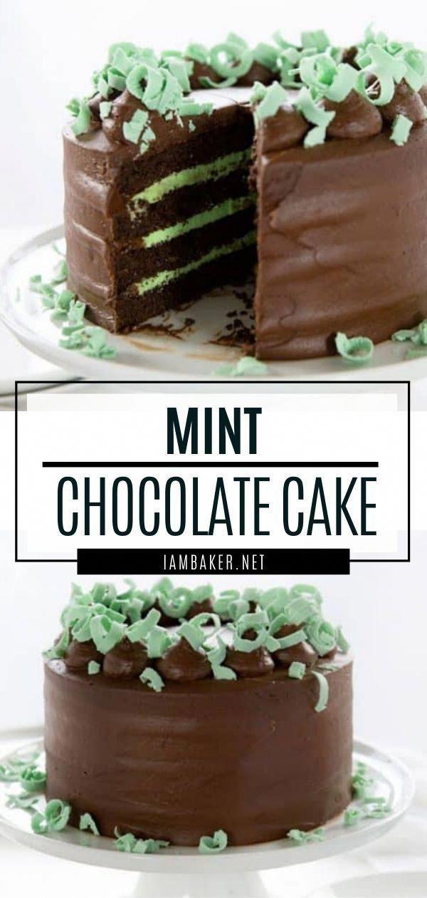 Indian Cake - HQ Recipes | Recipe in 2020 | Mint chocolate ...