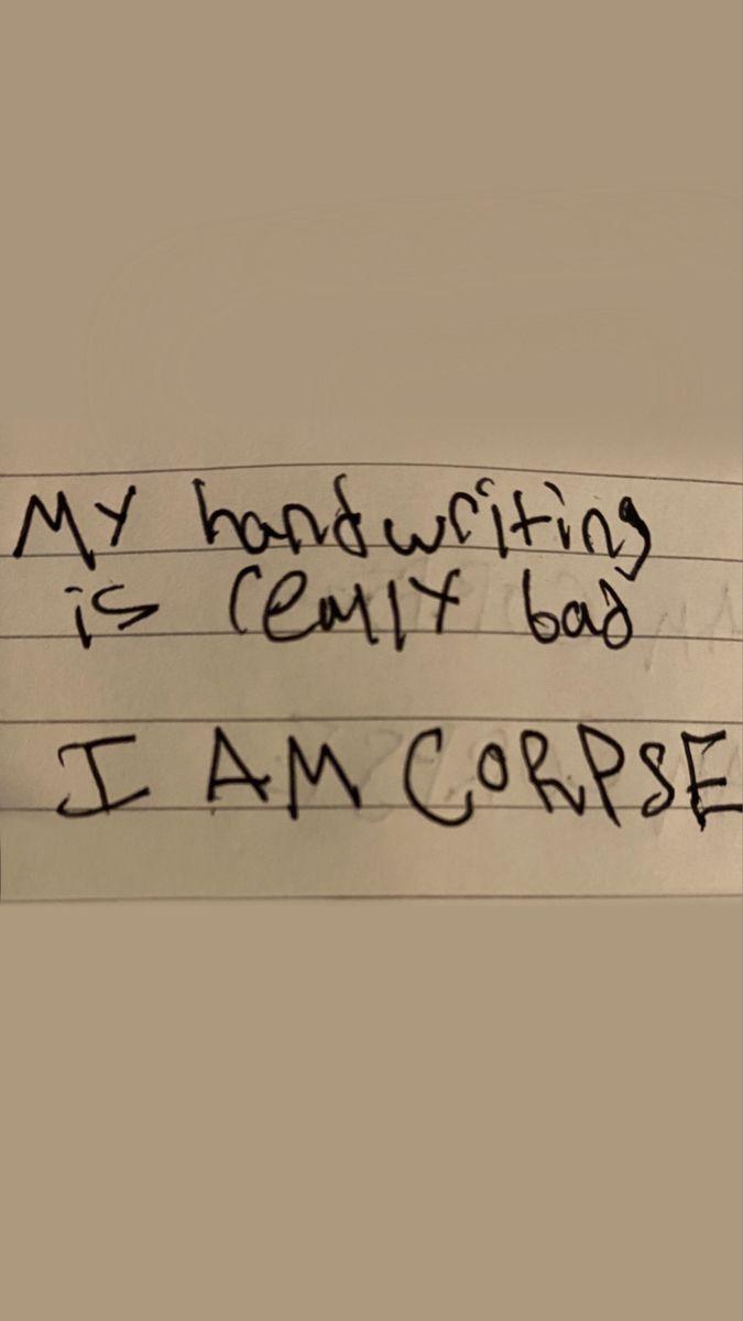 everyone say, hi Corpse   Corpse, Husband, Funny memes