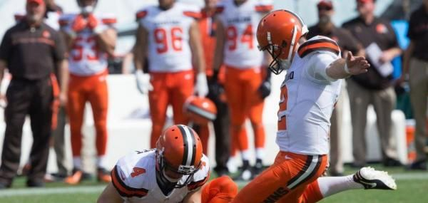 The New Orleans Saints added a second kicker, Patrick Murray, to their 90-man roster Sunday.