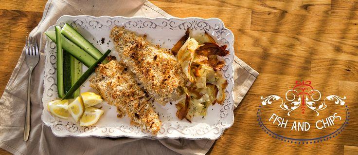 Την 25η Μαρτίου τρώμε Fish & Chips!