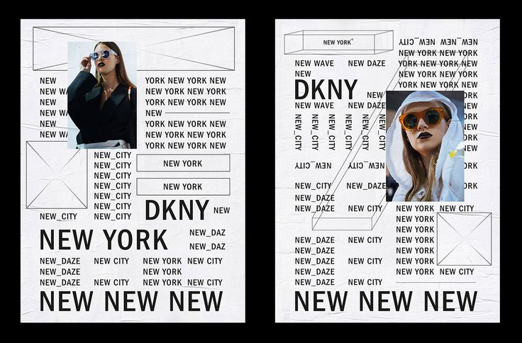Kendall Henderson's design for the DKNY 'New' Archive  See more: http://mindsparklemag.com/design/dkny-new-archive-design/  More news: Like Mindsparkle Mag on Facebook
