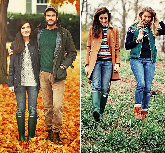 In my closet there are a few pieces that I just can't help but return to season after season, y...