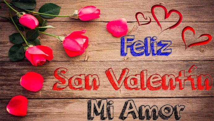 San Valentín en Madera