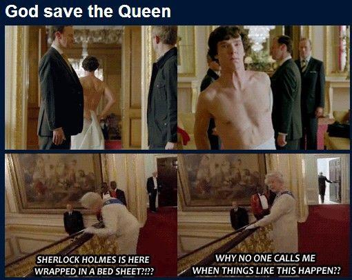 Sherlock+Holmes+BBC+naked+British+palace+bed+sheet.jpg 510×406 pixels