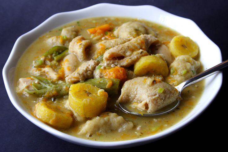Guyanese food | Caribbean Soup, its what soup is supposed to be.